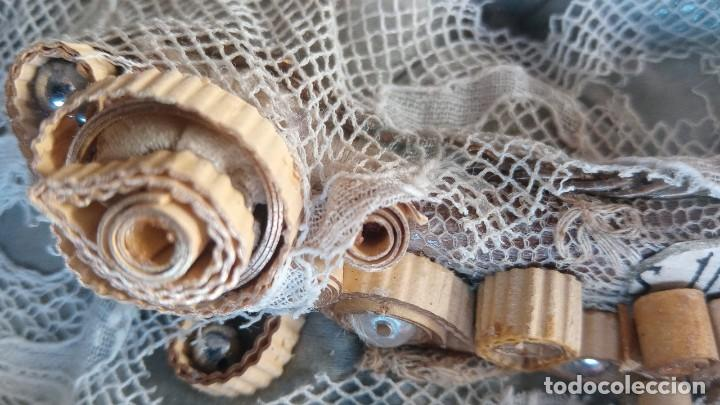 Antigüedades: RELICARIO - HUESO gran tamaño - SAN ISIDORO - LACRADO - EN PRECIOSA URNA - RELIQUIA - Foto 20 - 226454560