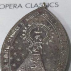Antigüedades: ANTIGUA MEDALLA CORTE DE HONOR DE SEÑORAS A MARIA - VIRGEN DE PILAR. Lote 226623745