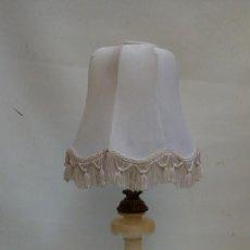 Antigüedades: LAMPARA DE MESA-. Lote 226624930