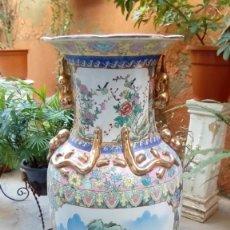 Antigüedades: JARRON ORIENTAL -GRAN TAMAÑO-. Lote 226647560