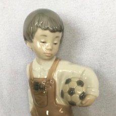 Antiquités: FIGURA PORCELANA NAO LLADRO PERFECTA. Lote 226685485