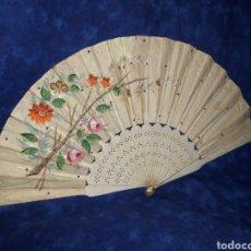 Oggetti Antichi: PRECIOSO ABANICO 1850-1870. Lote 226707165