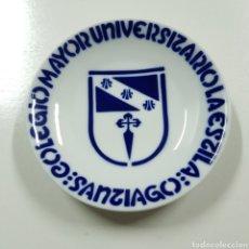 Oggetti Antichi: SARGADELOS - COLEGIO MAYOR UNIVERSITARIO LA ESTILA - SANTIAGO. Lote 226907975