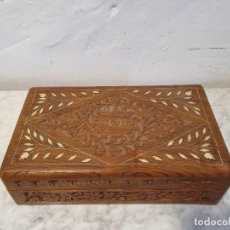 Antigüedades: CAJA JOYERO. Lote 226966780