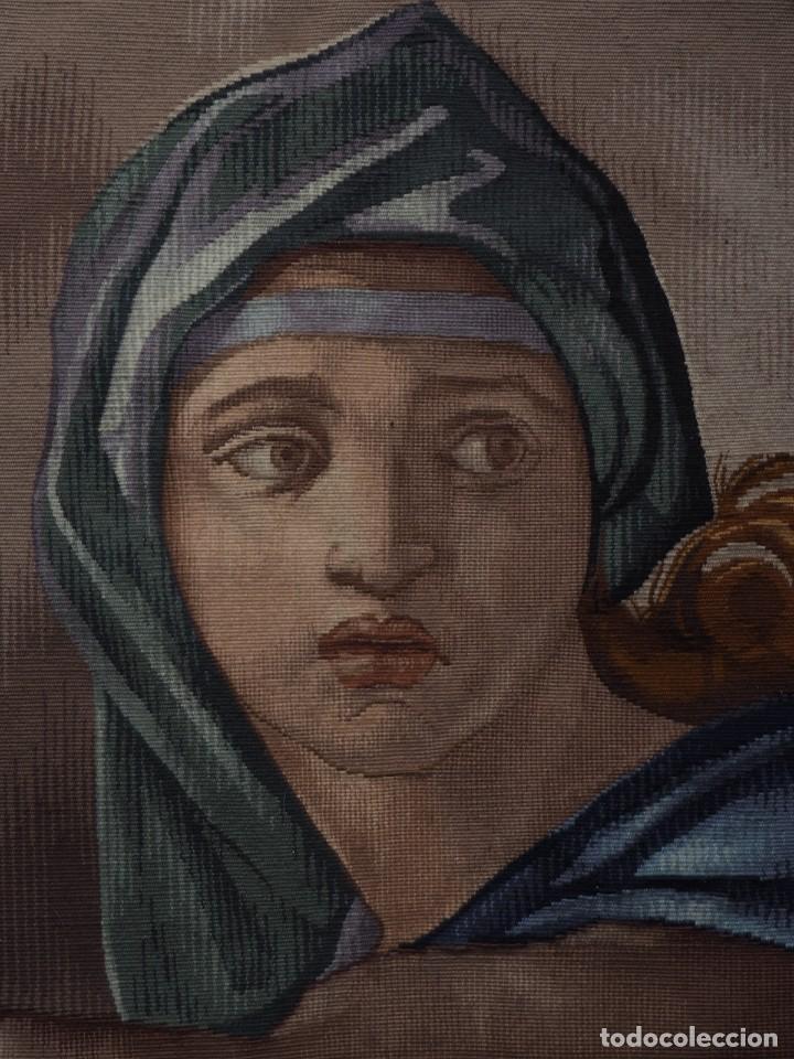 TAPIZ FRANCES OBRA MAESTRA (DE GREMIO), PRUEBA DE MAESTRO, MANUFACTURE DES GOBELINS (Antigüedades - Hogar y Decoración - Tapices Antiguos)