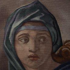 Antigüedades: TAPIZ FRANCES OBRA MAESTRA (DE GREMIO), PRUEBA DE MAESTRO, MANUFACTURE DES GOBELINS. Lote 227009790