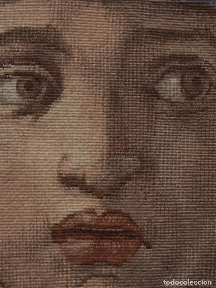 Antigüedades: Tapiz Frances Obra Maestra (de Gremio), Prueba de Maestro, Manufacture des Gobelins - Foto 4 - 227009790