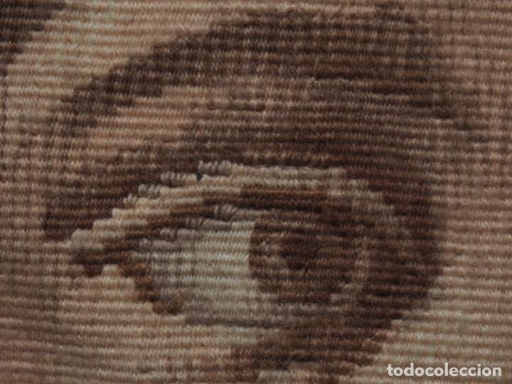 Antigüedades: Tapiz Frances Obra Maestra (de Gremio), Prueba de Maestro, Manufacture des Gobelins - Foto 6 - 227009790