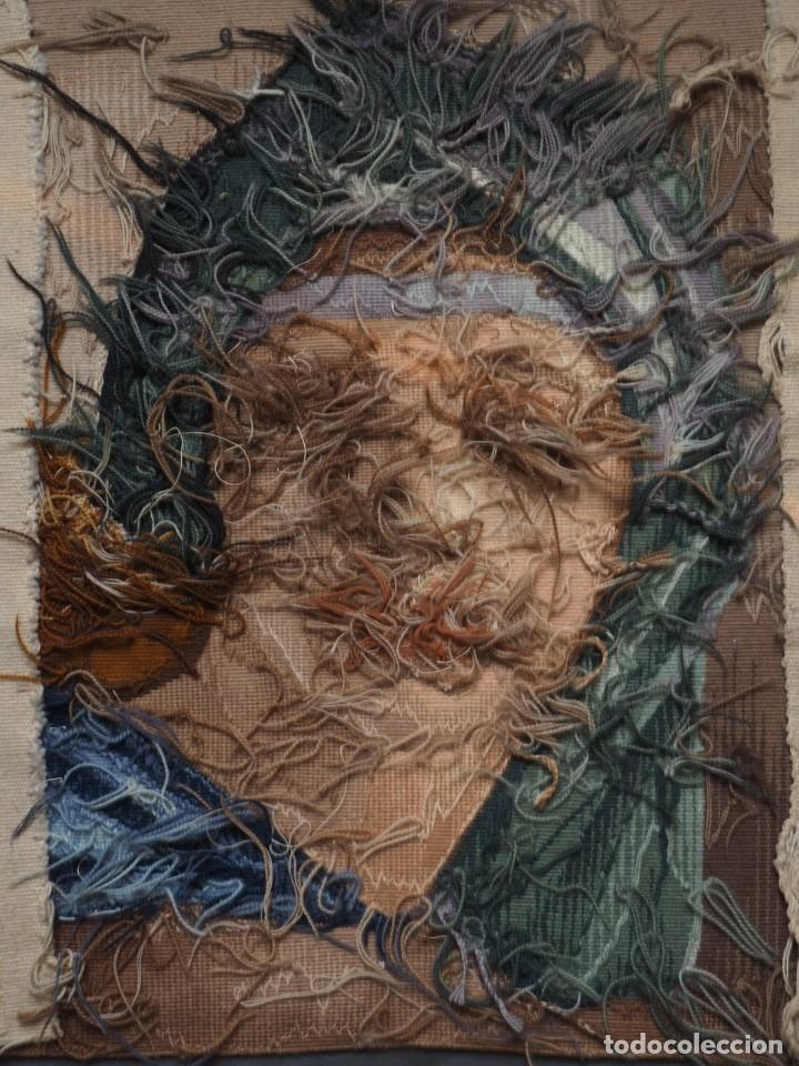 Antigüedades: Tapiz Frances Obra Maestra (de Gremio), Prueba de Maestro, Manufacture des Gobelins - Foto 8 - 227009790