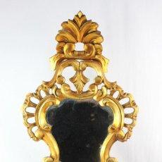 Antigüedades: CORNUCOPIA SXIX EN MUY EXCELENTE ESTADO. SIN CARCOMA NI DESPRENDIMIENTOS DE REFLEJO. 80X41CM. Lote 227055375