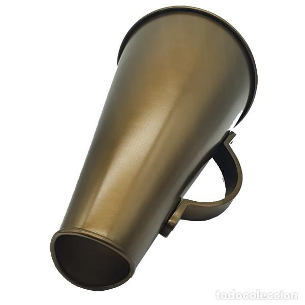 Antigüedades: Megáfono manual - Foto 2 - 227135210