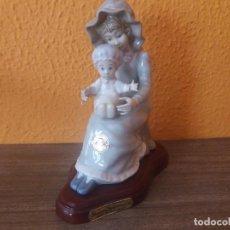 Antigüedades: FIGURA DE PORCELANA. Lote 227144555
