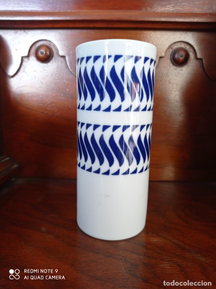 JARRON DE SARGADELOS DE 14,5 CMS DE ALTO. VER FOTOS (Antigüedades - Porcelanas y Cerámicas - Sargadelos)