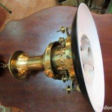 Antigüedades: SISTEMA DE LÁMPARA NÁUTICA. Lote 227220265