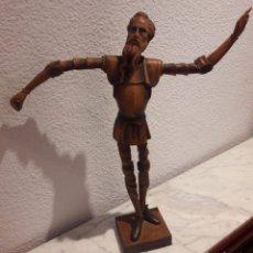 Antigüedades: FIGURA DON QUIJOTE. Lote 227228860