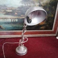Antigüedades: LAMPARA ANTIGUA OFICINA 1. Lote 227267310