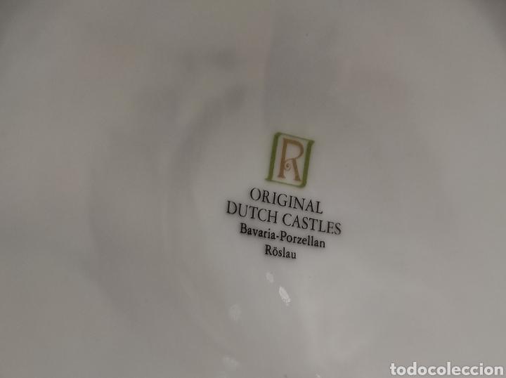Antigüedades: Bavaria-Pozellan Röslau - Original Dutch Castles cafetera / tetera de colección. - Foto 6 - 227598820