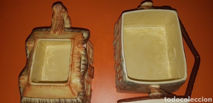 Antigüedades: Juego de te keele st pottery co.ltd 1946 1948 - Foto 11 - 227614425