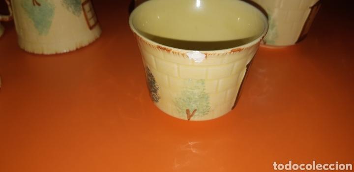 Antigüedades: Juego de te keele st pottery co.ltd 1946 1948 - Foto 20 - 227614425