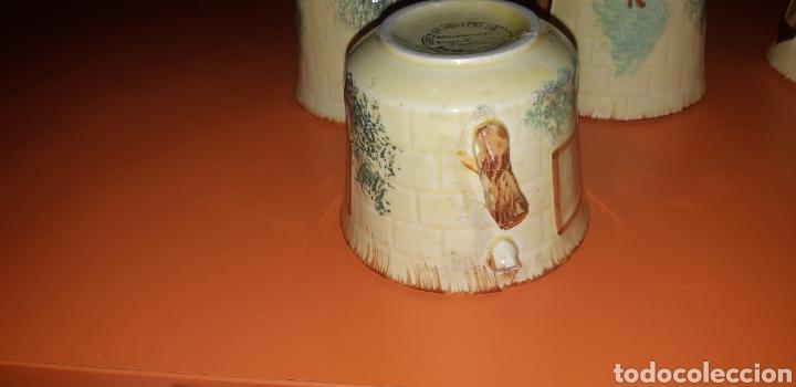Antigüedades: Juego de te keele st pottery co.ltd 1946 1948 - Foto 21 - 227614425