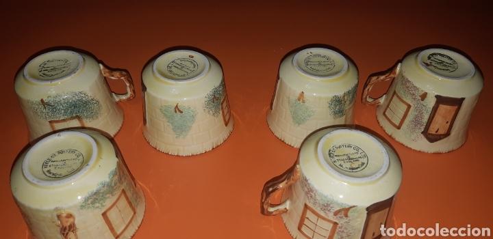 Antigüedades: Juego de te keele st pottery co.ltd 1946 1948 - Foto 22 - 227614425
