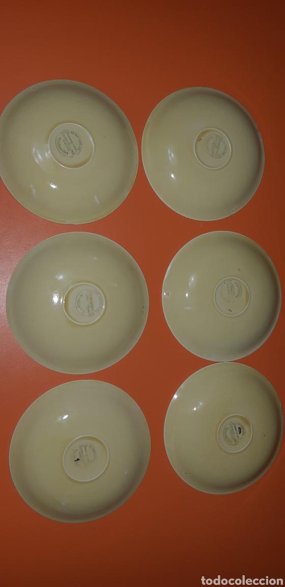 Antigüedades: Juego de te keele st pottery co.ltd 1946 1948 - Foto 25 - 227614425