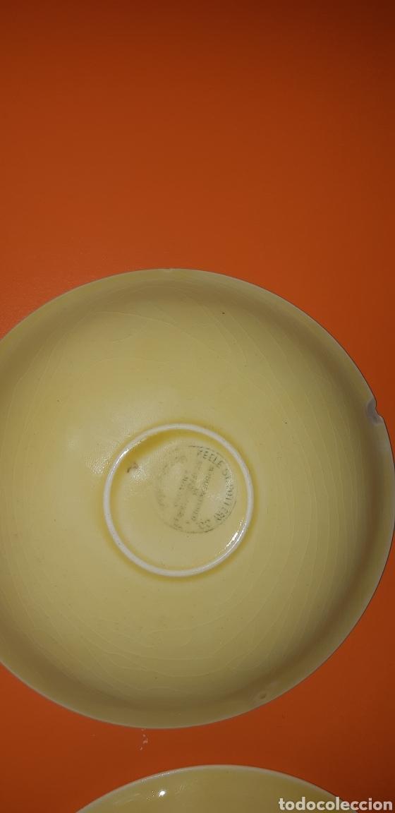 Antigüedades: Juego de te keele st pottery co.ltd 1946 1948 - Foto 26 - 227614425