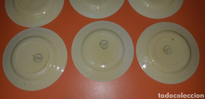 Antigüedades: Juego de te keele st pottery co.ltd 1946 1948 - Foto 33 - 227614425