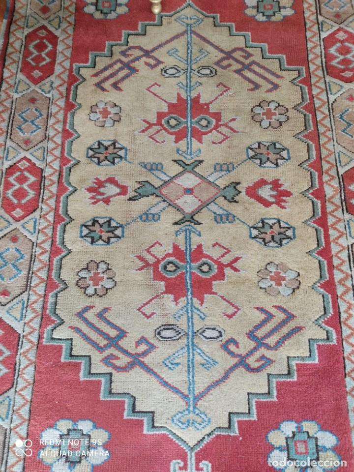 Antigüedades: Alfombra turca 1 - Foto 2 - 227688500