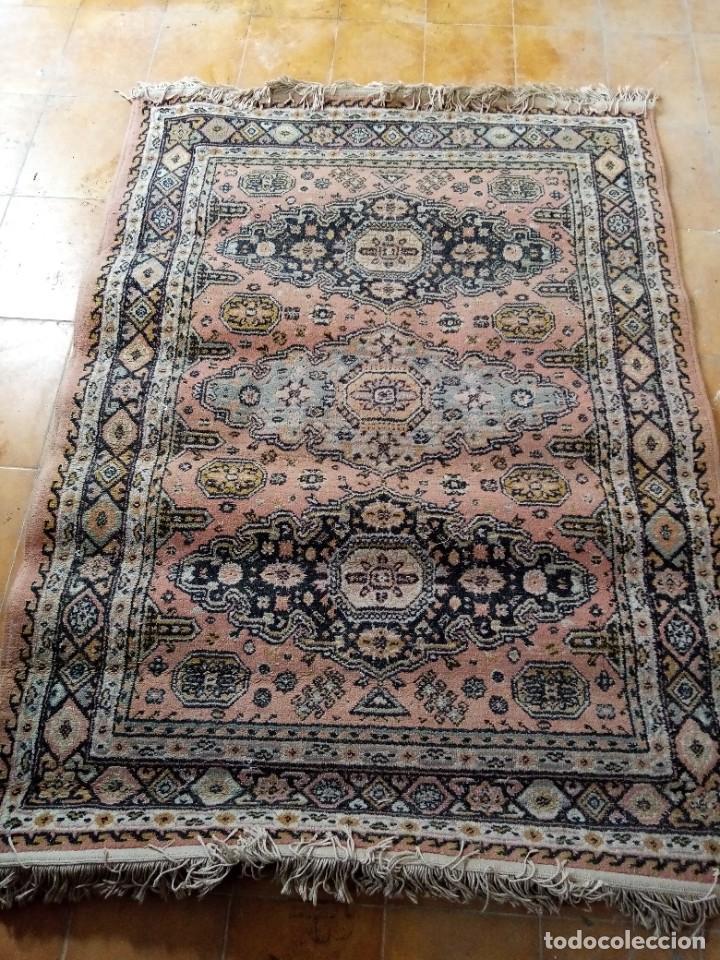 Antigüedades: alfombra - Foto 2 - 46602634