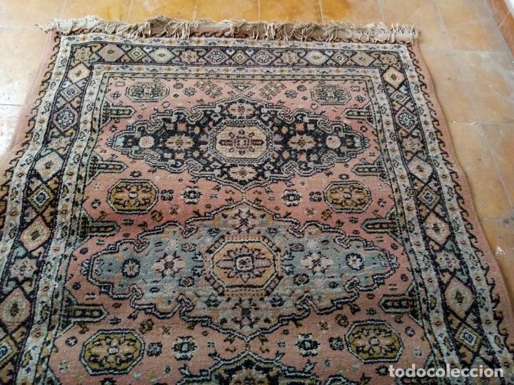 Antigüedades: alfombra - Foto 3 - 46602634