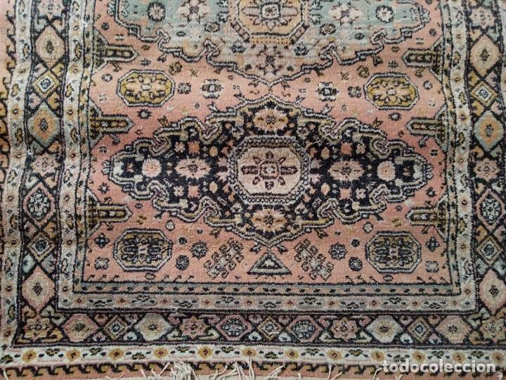 Antigüedades: alfombra - Foto 4 - 46602634