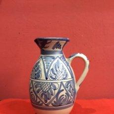 Antigüedades: ANTIGUA JARRA DE TERUEL PUNTER . VER FOTOS. Lote 227727770