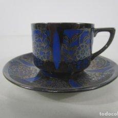 Oggetti Antichi: BONITA TAZA DE CAFÉ CON PLATO - PORCELANA ROSENTHAL, BAVARIA. Lote 227825860