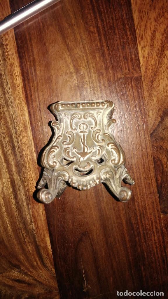Antigüedades: Peana o mensula para figura religiosa - Foto 4 - 227908725