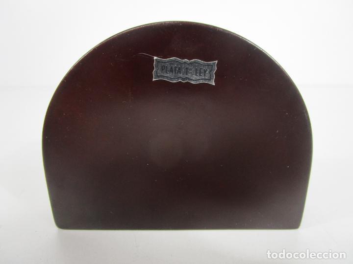 Antigüedades: Pequeño Belén - Nacimiento Miniatura - Plata de Ley 925º - Marca De Marco - Foto 11 - 227999270
