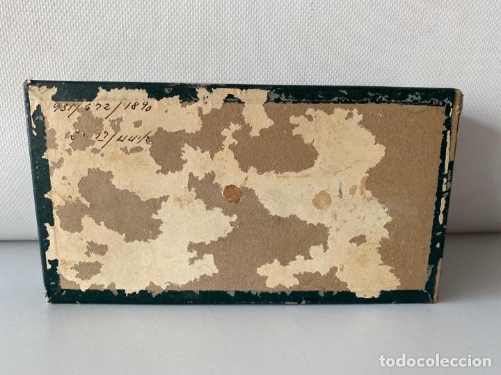 Antigüedades: Antigua manga pastelera con seis boquillas y jeringa. Con su caja original. - Foto 6 - 228007185