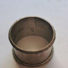 Antigüedades: ANTIGUO SERVILLETERO O SIMILAR CREO QUE DE PLATA. Lote 228131810