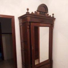 Antigüedades: ARMARIO ISABELINO. Lote 228168155