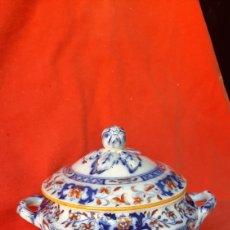 Antigüedades: ANTIGUA PORCELANA ESPANOLA. Lote 228169645