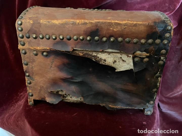 Antigüedades: Baúl pequeño - Foto 7 - 228248335