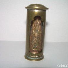 Antigüedades: ANTIGUA CAPILLA DE VIAJE DE.. MONTSERRAT...QUE PORTABAN SOLDADOS,MARINOS PASTORES. ETC.. Lote 228273160
