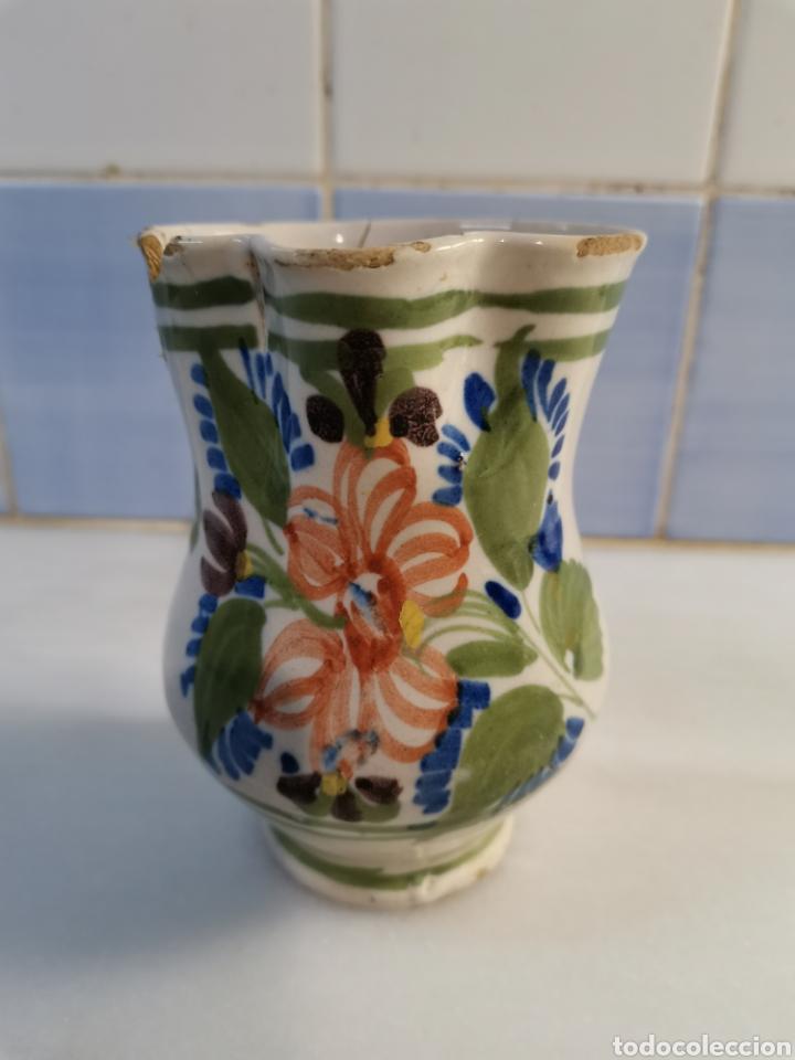 PEQUEÑA JARRA XIX (Antigüedades - Porcelanas y Cerámicas - Teruel)