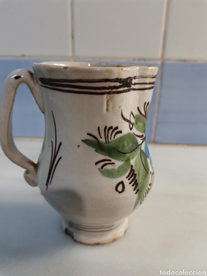 Antigüedades: Pequeña jarra xix - Foto 3 - 228279445