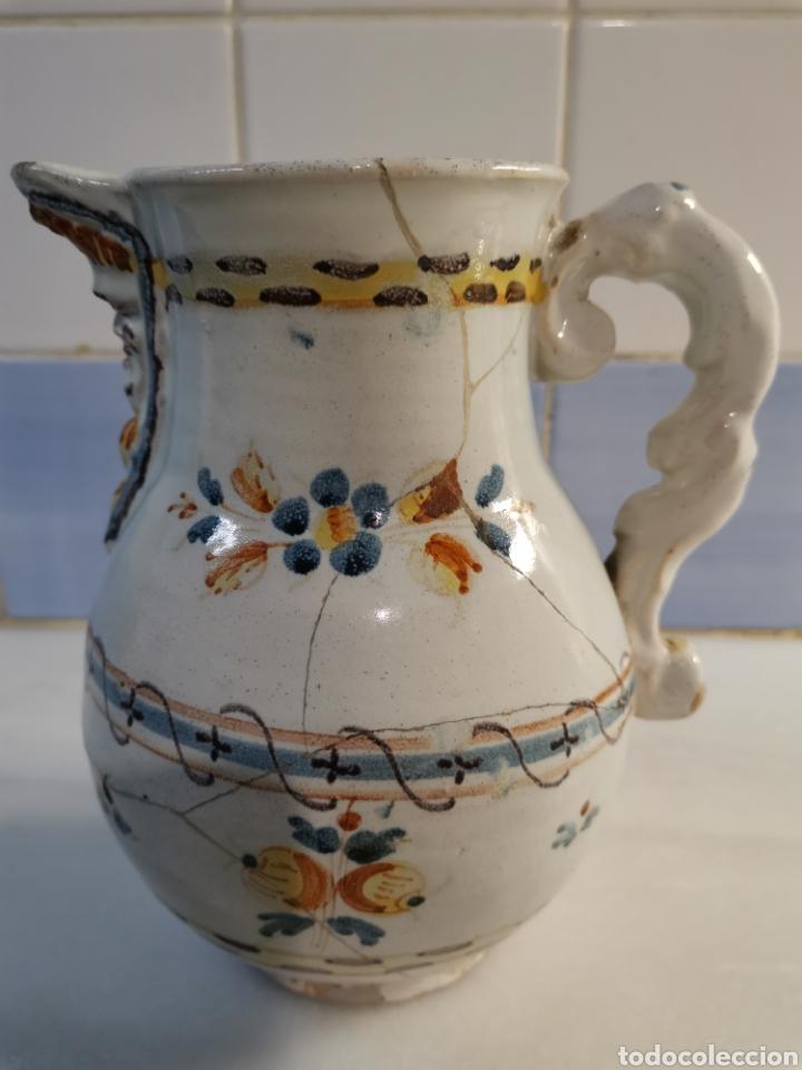Antigüedades: Jarrón de pico - Foto 2 - 228279725