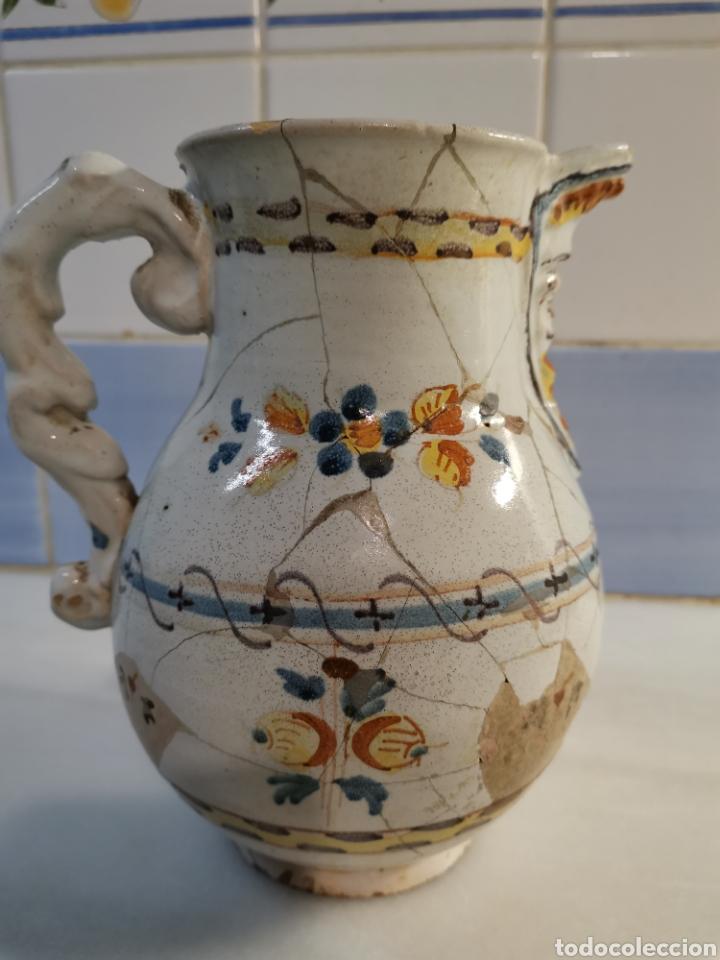 Antigüedades: Jarrón de pico - Foto 3 - 228279725