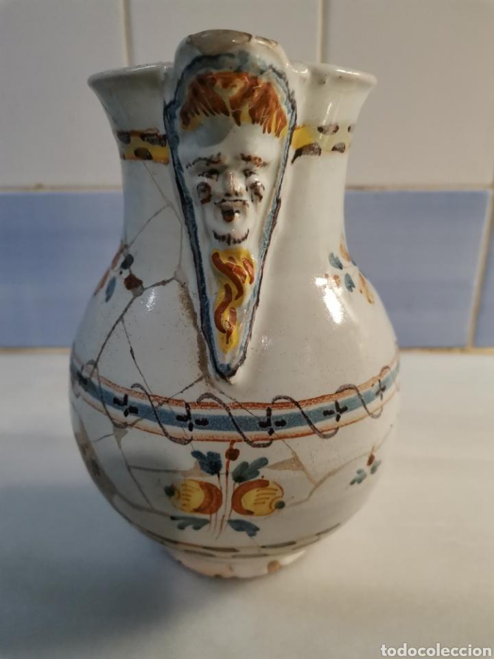 JARRÓN DE PICO (Antigüedades - Porcelanas y Cerámicas - Otras)