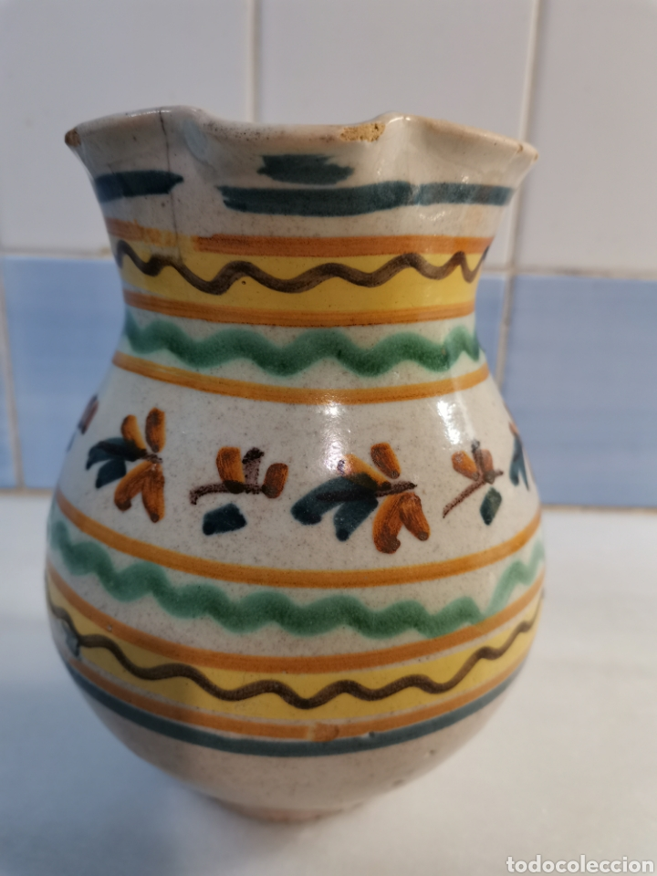 JARRÓN (Antigüedades - Porcelanas y Cerámicas - Catalana)