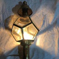 Antigüedades: LAMPARA ANTIGUA. Lote 228351340