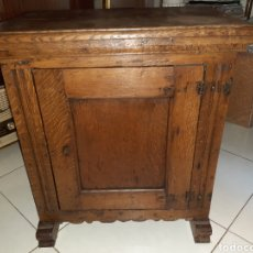 Antigüedades: ANTIGUO MUEBLE CAJA DE SEGURIDAD , VER FOTOS..... Lote 228429535